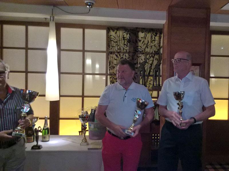 K-seniorit Golf-turnaus 16.6.2017 Ikaalinen