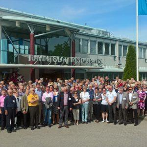 K-seniorit Kesäkokous 17.6.2017 Ikaalinen