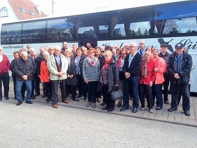 Etelä-Suomen K-seniorit: Matkakertomus Kylpyläloma Pärnussa 25.9.-1.10.2016