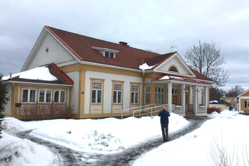Etelä-Suomen K-seniorit: Matkakertomus Pori 24.-25.3.2018