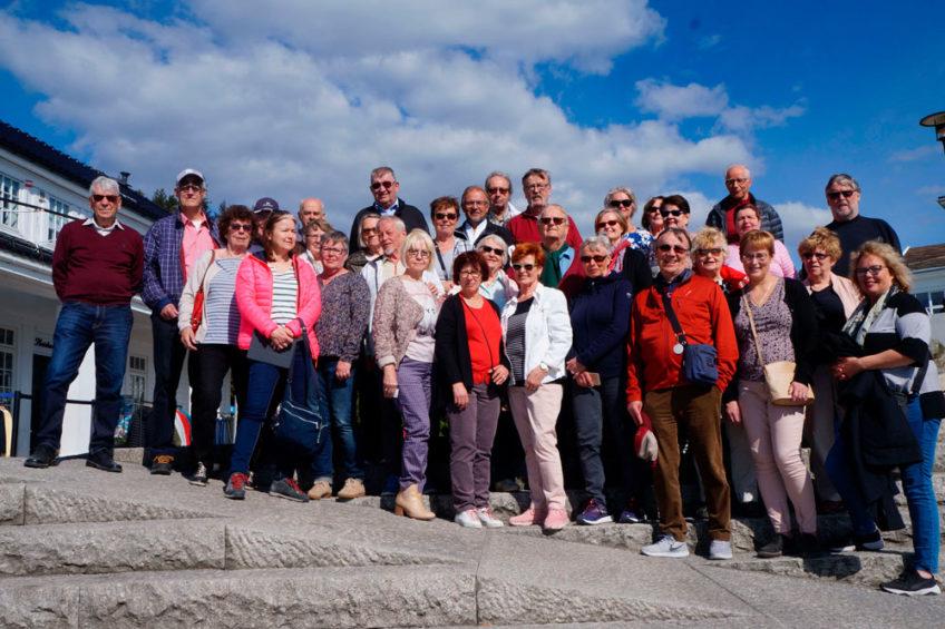 Etelä-Suomen K-seniorit Norjassa 13.-18.5.2019