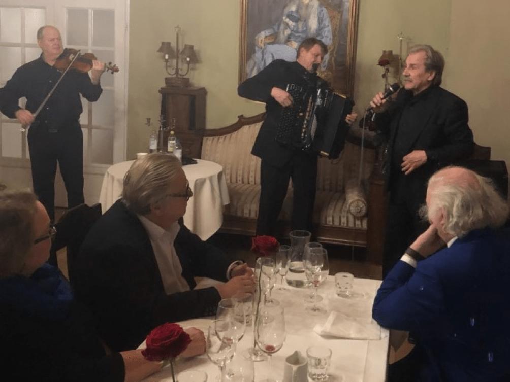 Etelä-Suomen K-seniorit konsertti 12.11.2019
