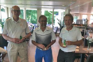 Etelä-Suomen K-seniorien Golf-mestaruuskisa 18.8.2020