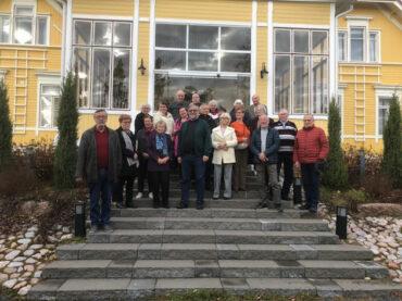 Etelä-Suomen K-senioreiden koronavuoden 2020 matkat: Varala, Kemiö ja Mikkeli