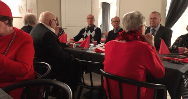 Pirkanmaan K-senioreiden pikkujoulujuhla 11/2020