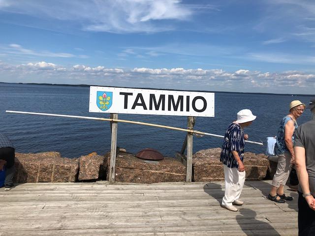 Etelä-Suomen K-seniorit Tammion saari