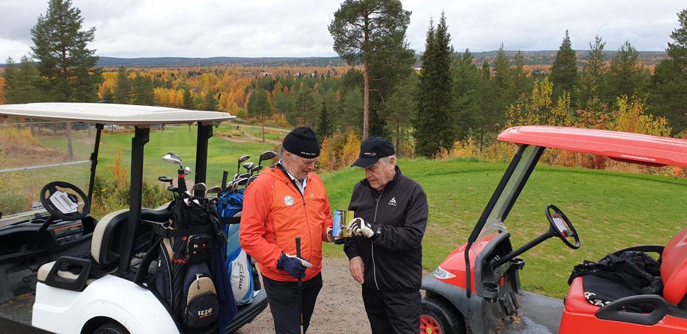 K-seniorit Golf 2021